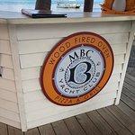 Foto de Moorea Beach Cafe