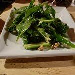 Ensalada de Verde - has nuts and broccoli