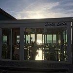 Bild från Santa Lucia - Beach & Restaurant