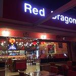 Foto van Red Dragon Chinese Restaurant