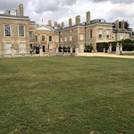 Althorp House, childhood home and resting place of Lady Diana