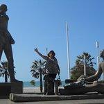 Foto de Estatua de Iracema Guardiã
