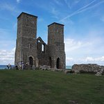 Reculver Towers and Roman Fort fényképe