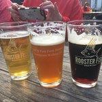 Foto van Rooster Fish Brewing Pub