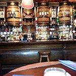 Nice looking whisky bar