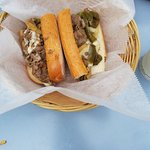 Photo de Campo's Philly Cheesesteaks