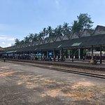 ภาพถ่ายของ Yangon Central Railway Station
