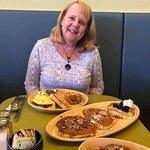 Peggy Detore at Snooze, Gilbert, AZ