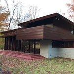 Frank Lloyd Wright's Bachman-Wilson House의 사진