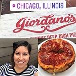 My experience at Giordano's