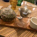 Freshly Made Tea
