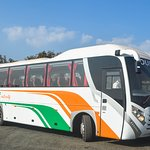 Our new buses defining luxury and comfort
