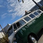 Slowboy, our VW bus for the tour