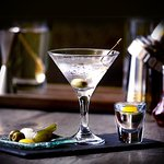 Handcrafted Cocktail - Martini