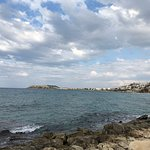 The view of rethymno