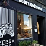 Foto van Zebra Coffee