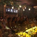 Душевные выходные в новом баре «Чернила»