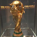 Latest World Cup Trophy 2018