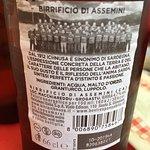 Echtes italian Bier