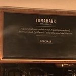 Photo of Tomahawk