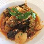 Breton fish stew