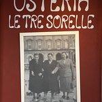 Bilde fra Le Tre Sorelle