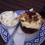 Persimmon Tree Cafeの写真