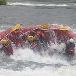 Whitewater Rafting with Nile River Explorers