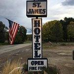 Foto de Saint James Hotel & Restaurant