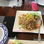 Fried Rice-Prawn