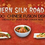Indo-Chinese Fusion Menu at Khushi's Dunfermline