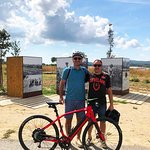 Our satisfied customers are the best reference, bike tours near Barcelona, in the Penedès