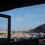 Vue sur le Vieux Port de Bastia