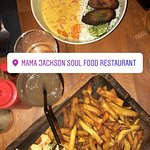 Photo de Mama Jackson Soul Food Restaurant gare de lyon