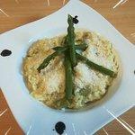 risottto aux asperges