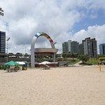 Ponta Negra Beach Foto