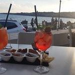 Sicilia's Cafe de Mar Foto