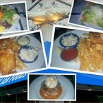 Fish & Chips---Fried Shrimp