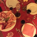 Delicious Tuscan food