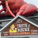 Foto di Taste of Maine Restaurant