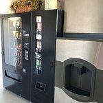 Vending Room with Ice machine