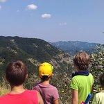 Un'escursione organizzata da Francesco