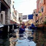 Fotografie: Venice Kayak