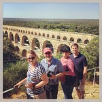 A tailored day spent wine tasting, seeing Uzes and visiting the Pont du Gard for this fun family