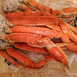 Freshest Crab Legs you will find