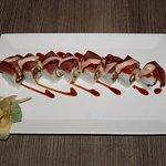Squid Ink Sushi Bar -  Tuna & Grapefruit - March 2018