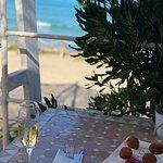 Foto de Atzaró Beach Restaurant