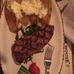 Steakhouse Grill, Fish & Meat Photo