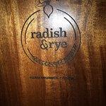 ภาพถ่ายของ Radish & Rye