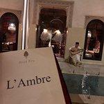 Foto de L'Ambre at Riad Fes